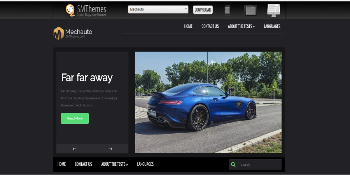 professional-automotive-wordpress-theme