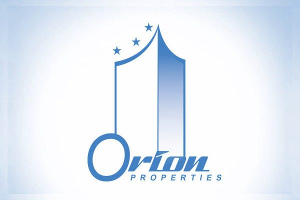 Apartment Construction Logo