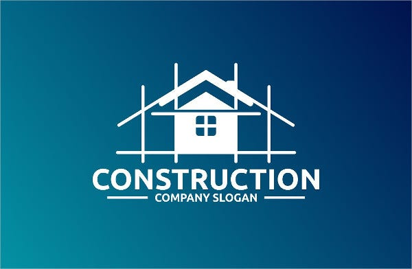 19 construction logos free psd vector ai eps format for House construction companies