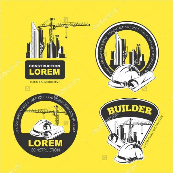 contract construction logo