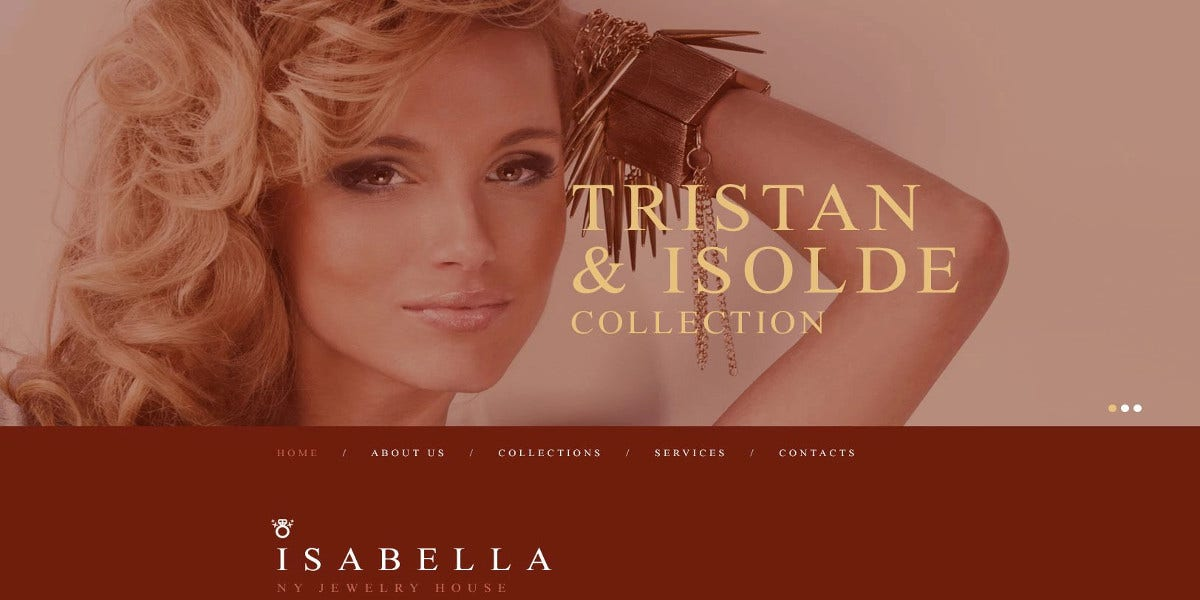 jewellery muse template