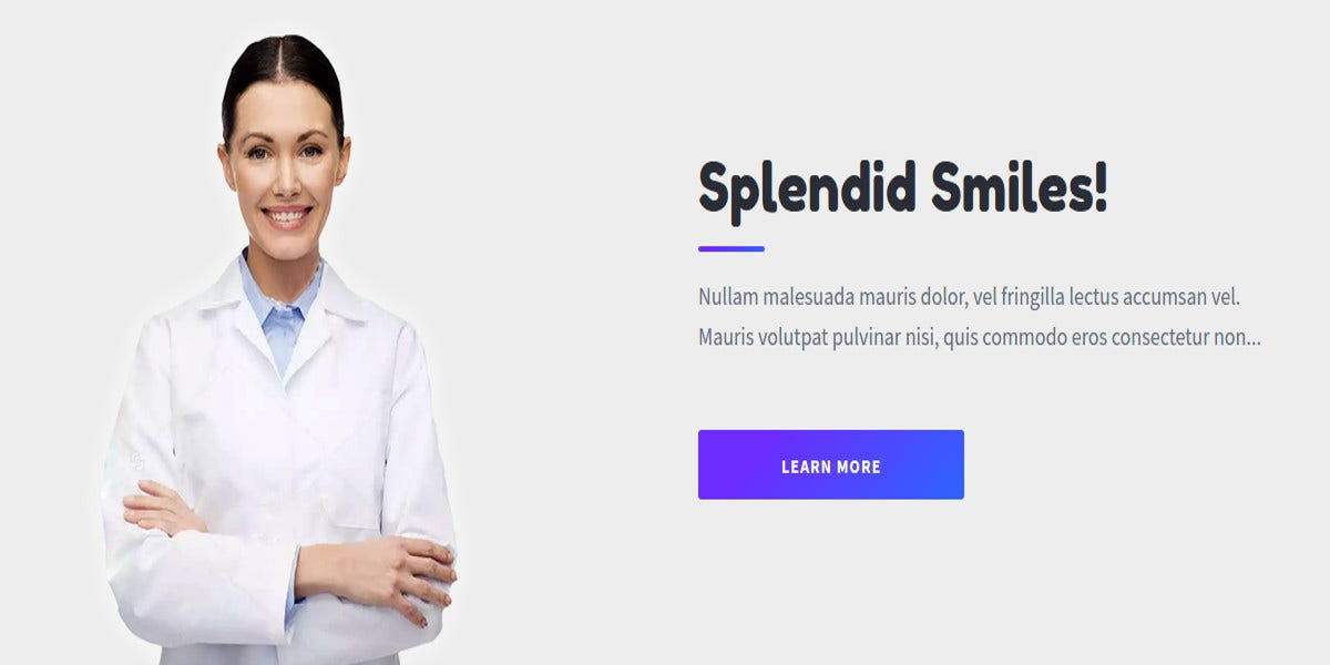 dental clinic muse template 19