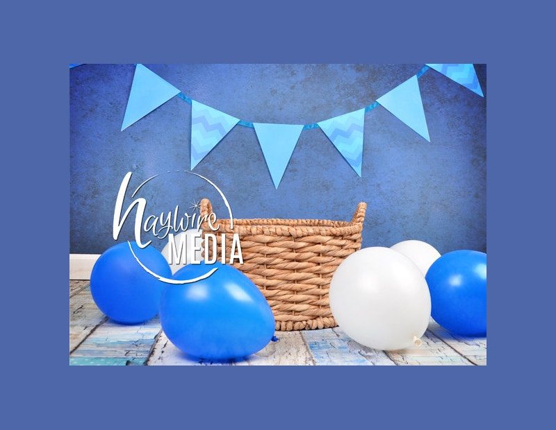 birthday basket background