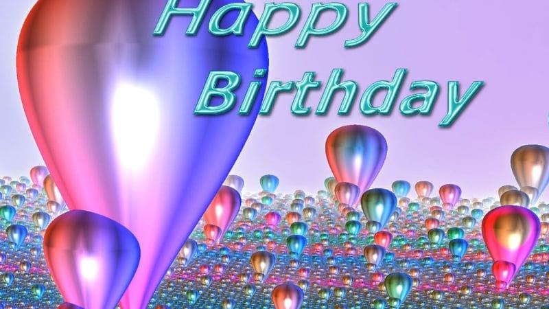 19+ Beautiful Birthday Backgrounds
