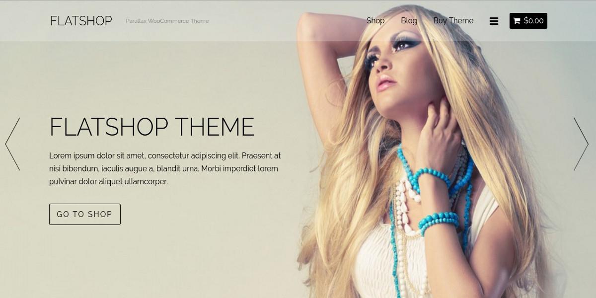 WordPress Theme for Beautiful Shop $49