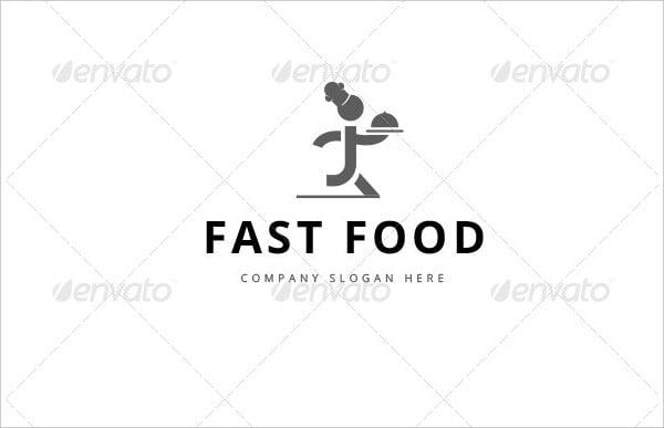 Company Fast Food Logo