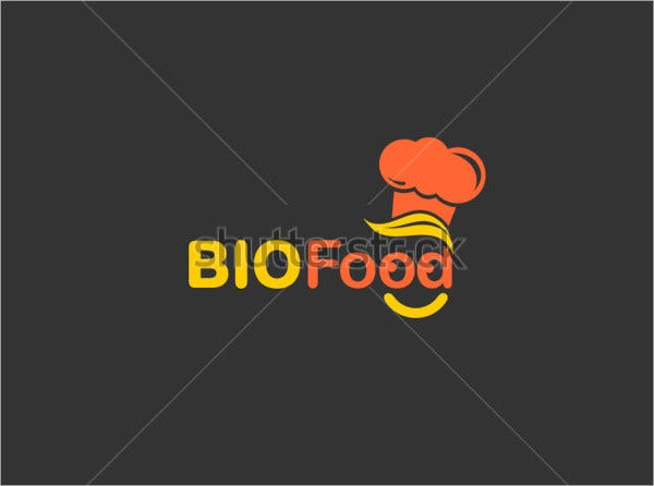 Vector Design Fast Food Logo