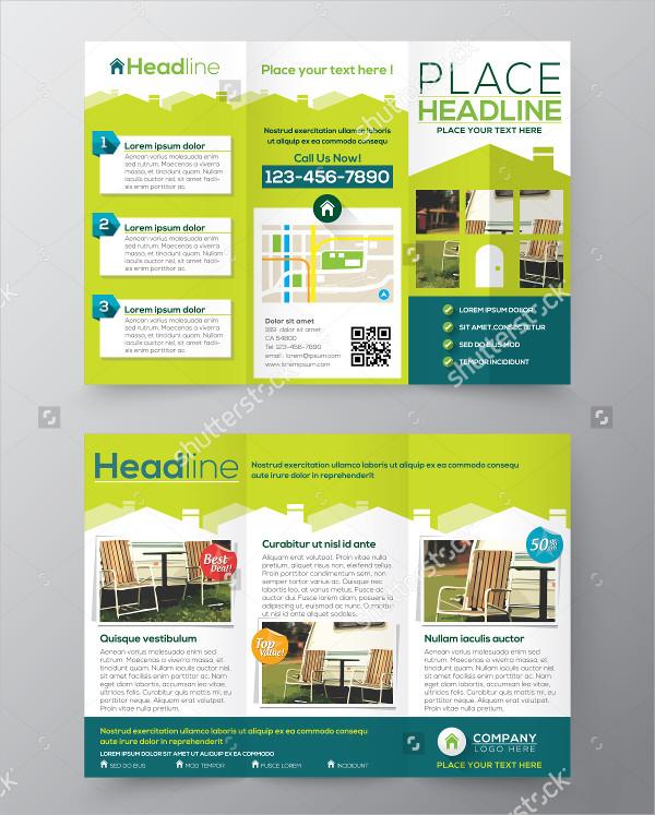 real estate brochure flyer