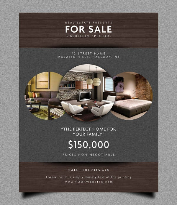 20+ Real Estate Flyers - Free PSD, Vector AI, EPS Format Download ...