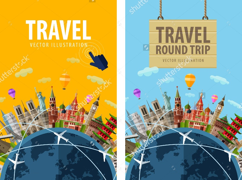 free poster design templates - 26 beautiful travel poster designs free premium templates