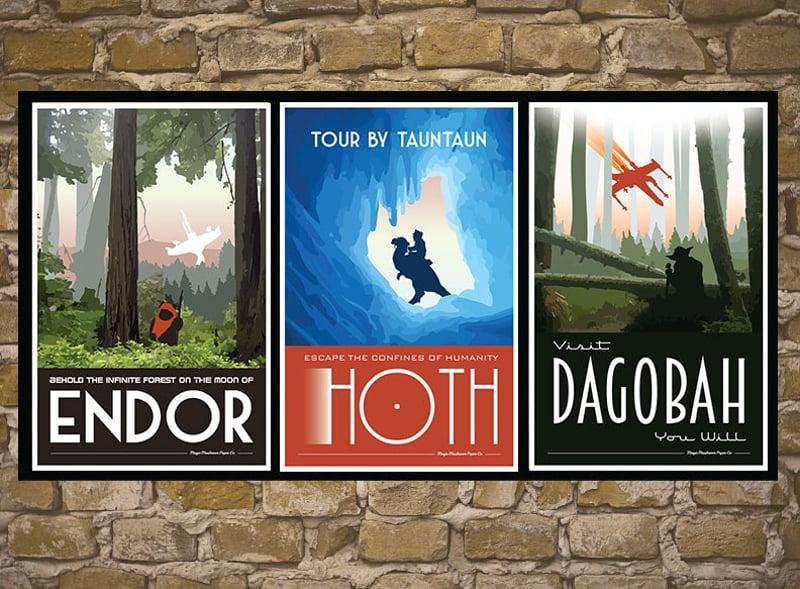 Travel Poster Vintage Print