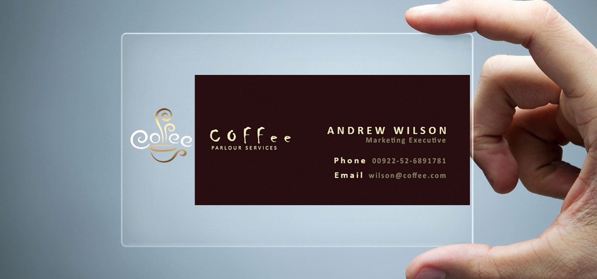 26 Transpa Business Card Templates