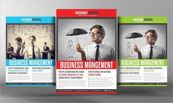 insurance brochure template - 23 business flyers free psd vector ai eps format