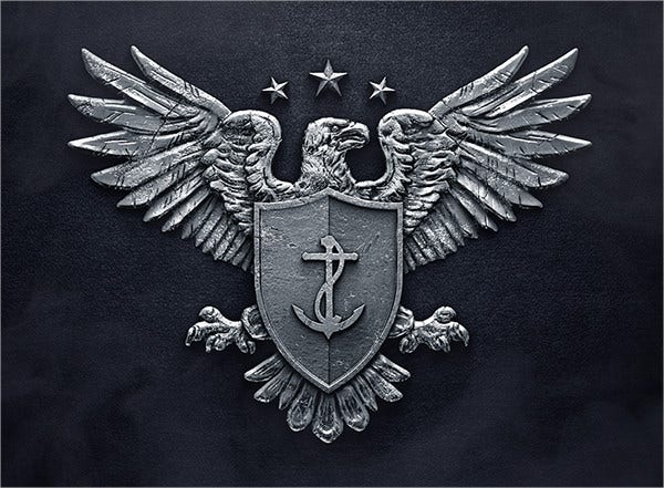 Military Defense Company Logo