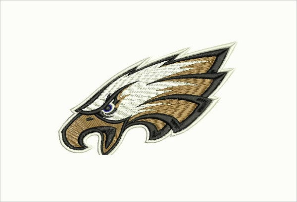 Sports Design Eagle Logo