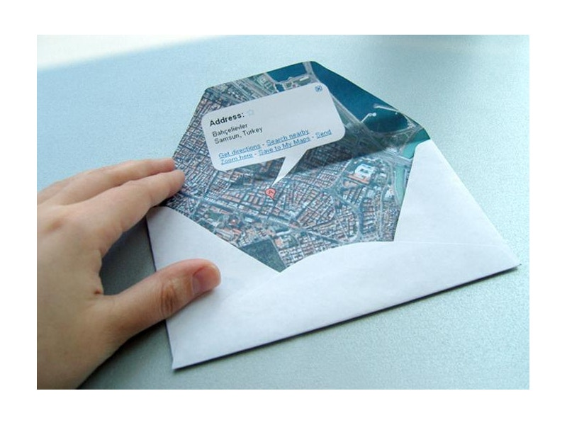 Small Business Envelope