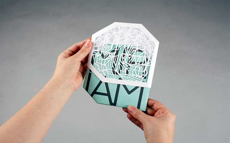 promotion envelope design