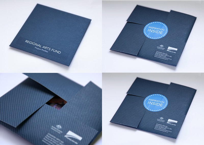 Promotional Pack Envelope Design