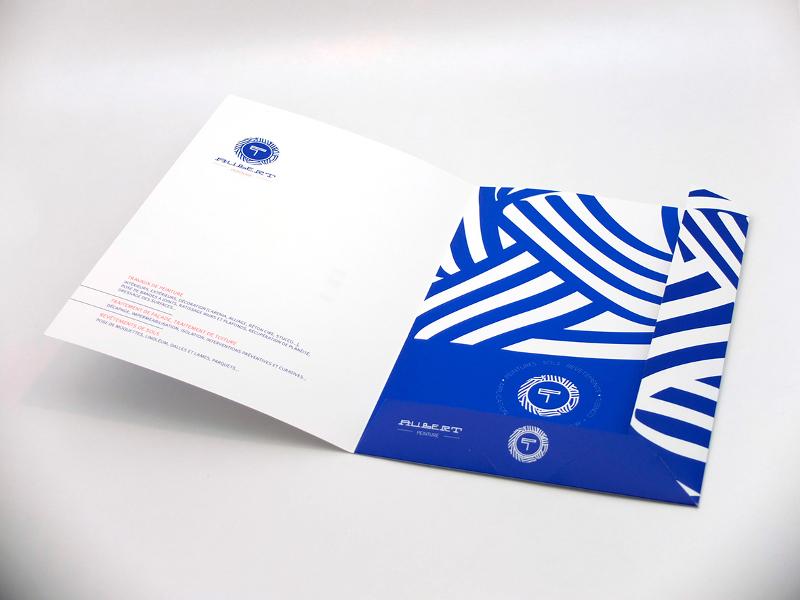 beautiful envelope design