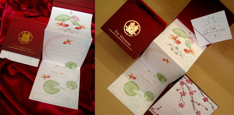 Creative Wedding Invitation