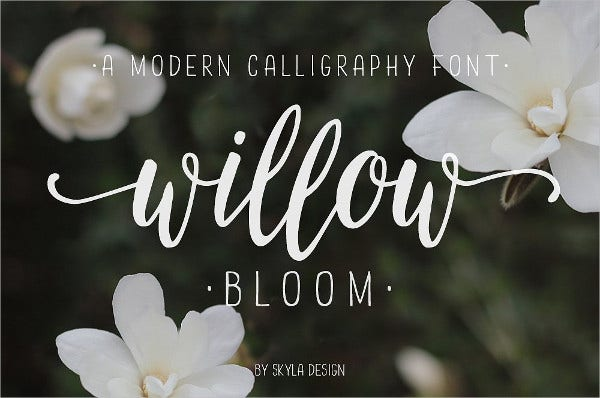21  beautiful handwritten fonts