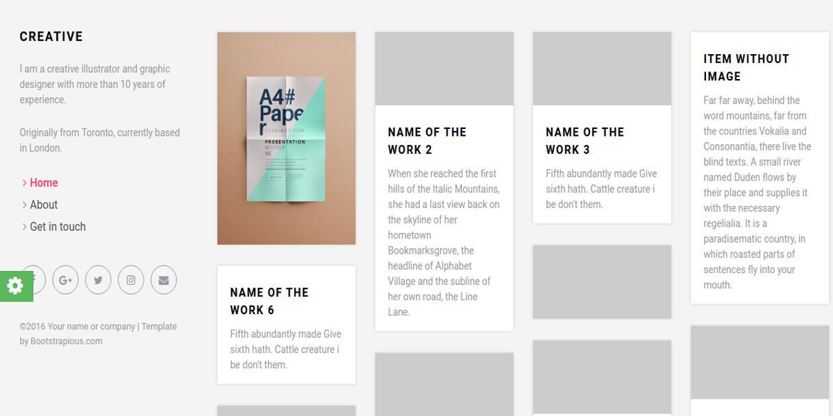 modern-designer-bootstrap-template