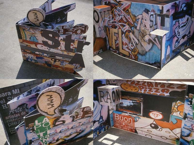 Brochure About Street Art