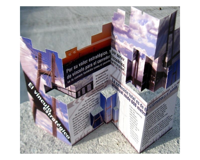 Amazing Pop-up Brochure