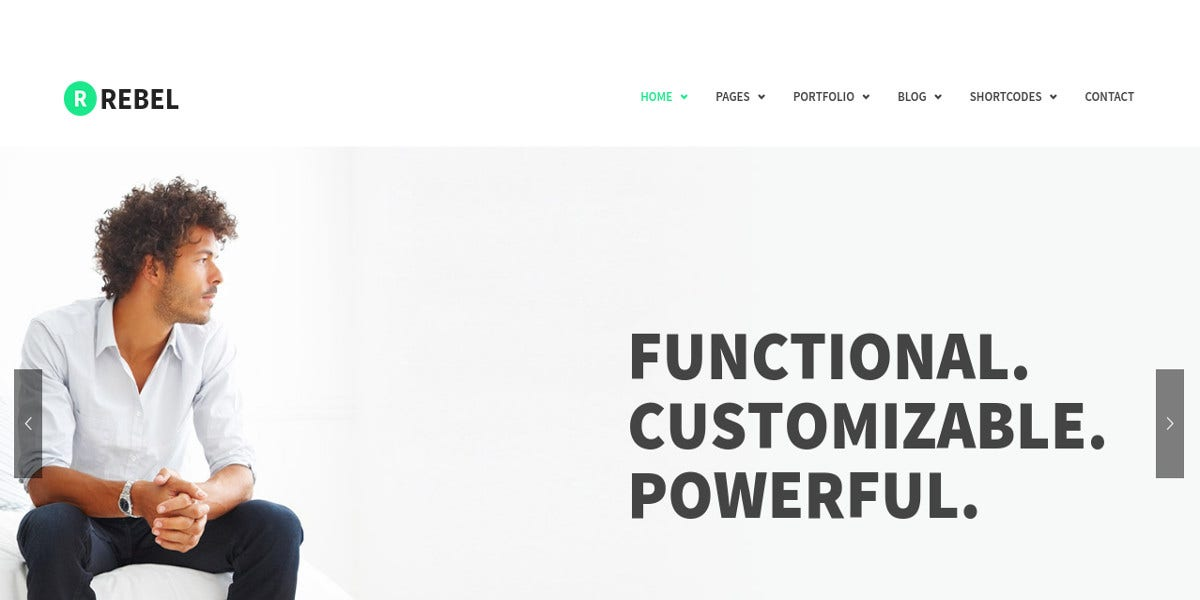 business bootstrap theme 591