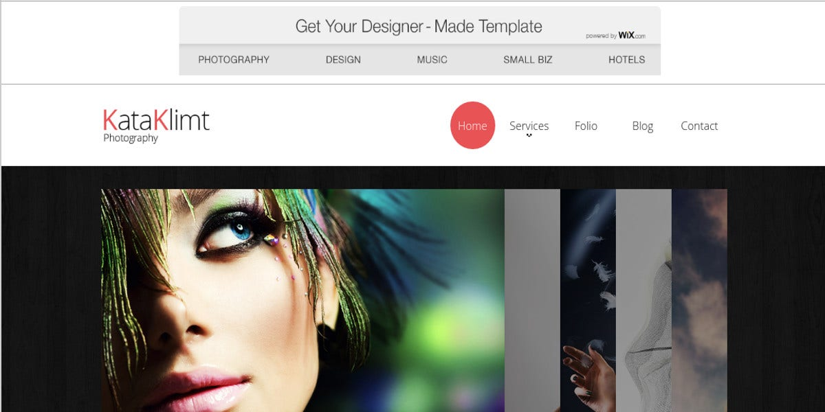 several layout bootstrap templates1