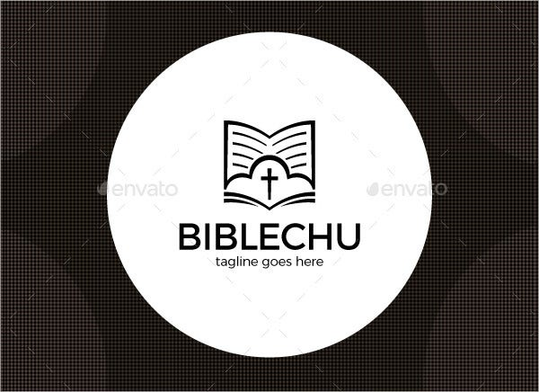 Bible Church Logo Template