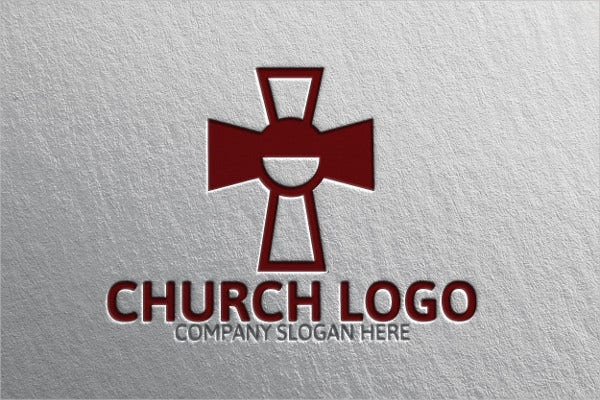 Editable Church Logo Template