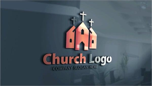 17+ Best Church Logos | Free & Premium Templates