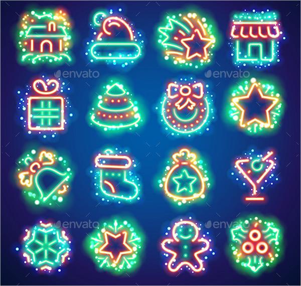 magic sparkles christmas ions