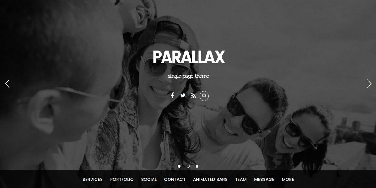 parallax-scrolling-single-page-design-wp-theme