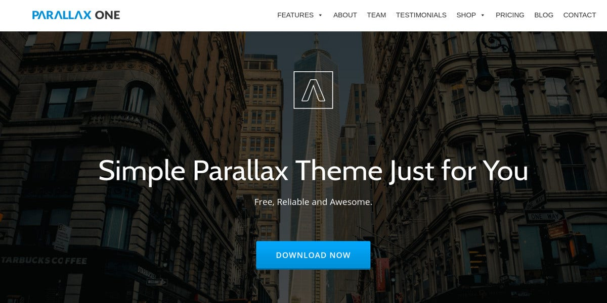free-parallax-scrolling-wordpress-theme