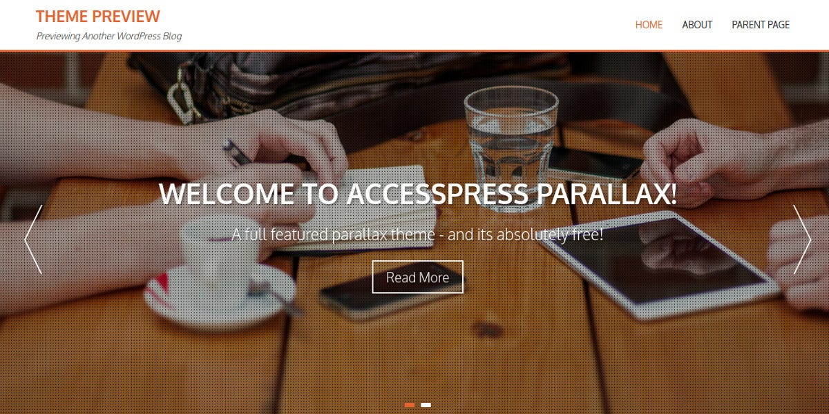 free-beautiful-parallax-scrolling-wordpress-theme