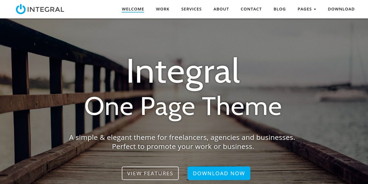 best-parallax-scrolling-wordpress-theme