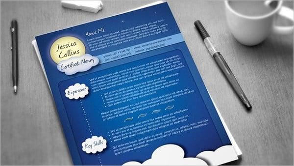 10  nanny resume templates