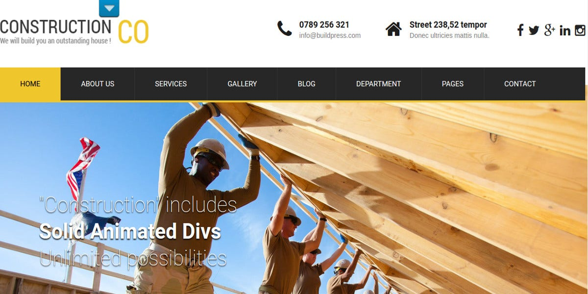 free-responsive-construction-wordpress-website-theme