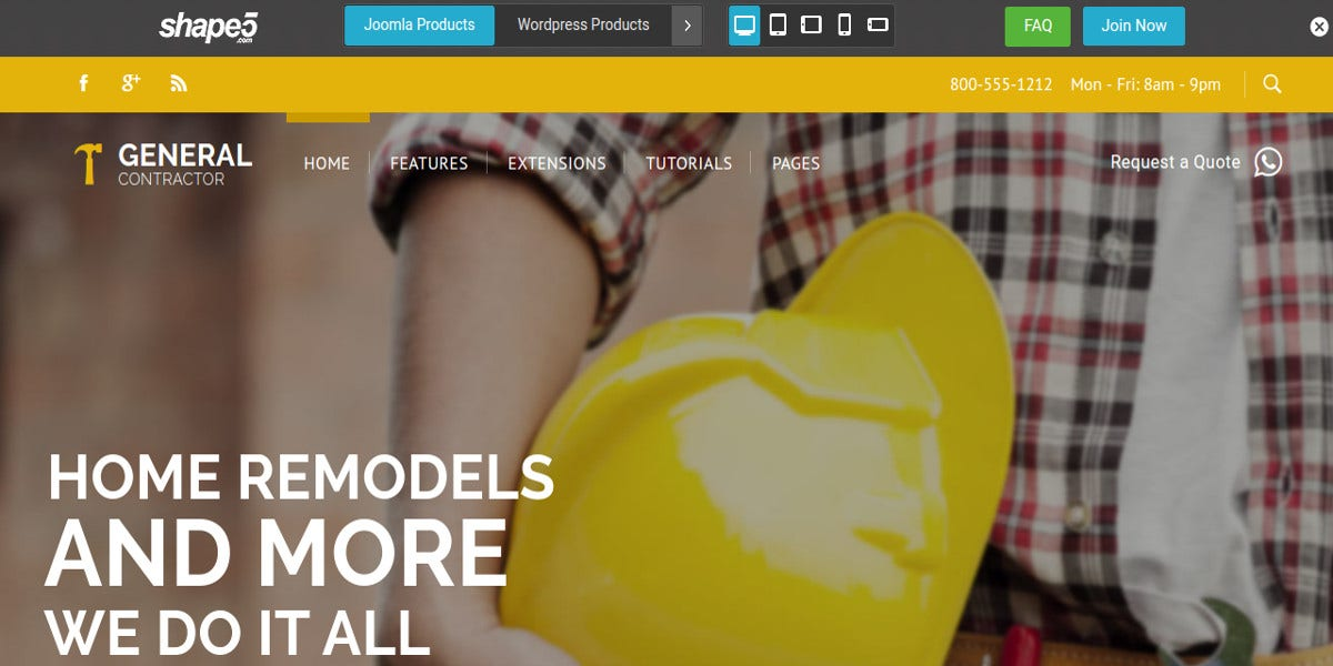 joomla-website-theme-designed-for-electrician-construction-company