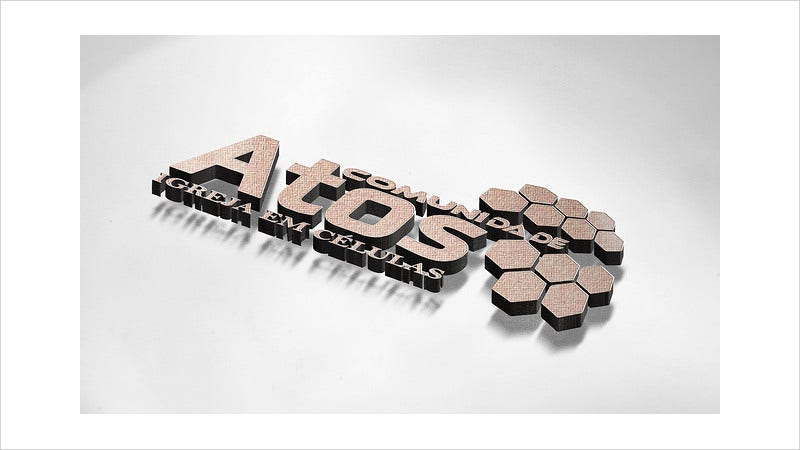 Corporate Design 3D Logo