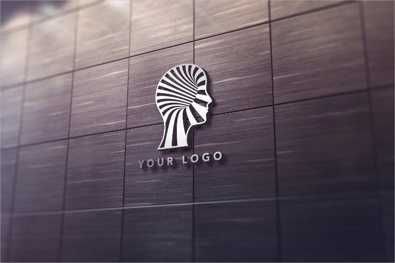 Creative 3D Logo Desgn