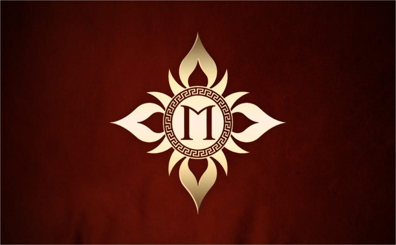 Morrocan Logo Design