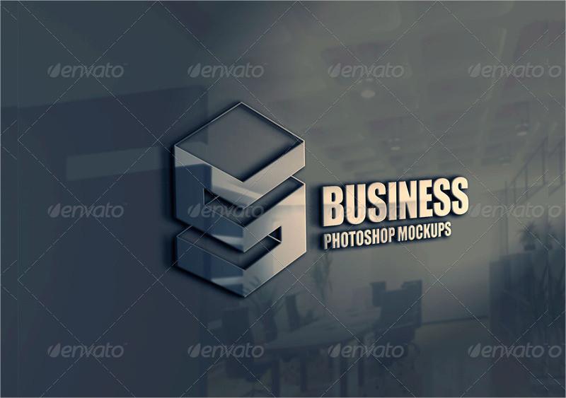 Photorealistic 3D Logo