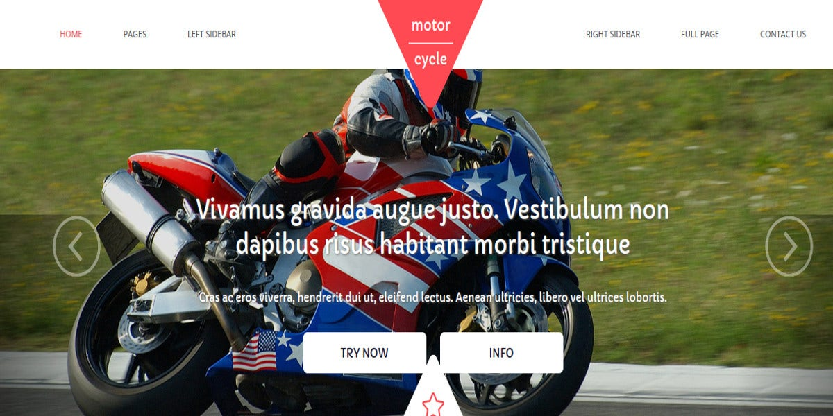 premium-motorcycle-website
