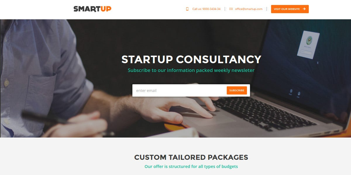 landing page for business landing page for business 9