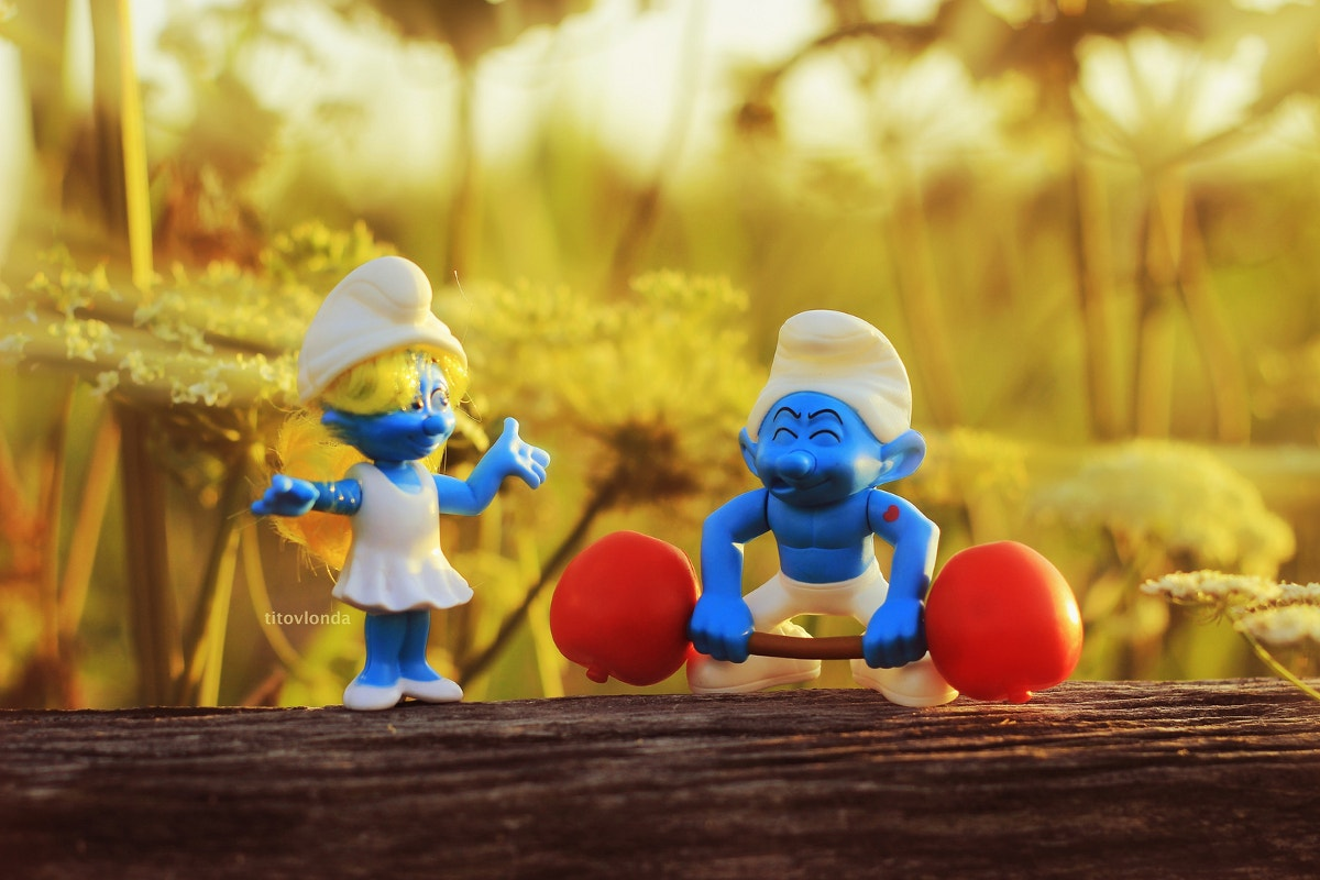 Conceptual Toy Photography