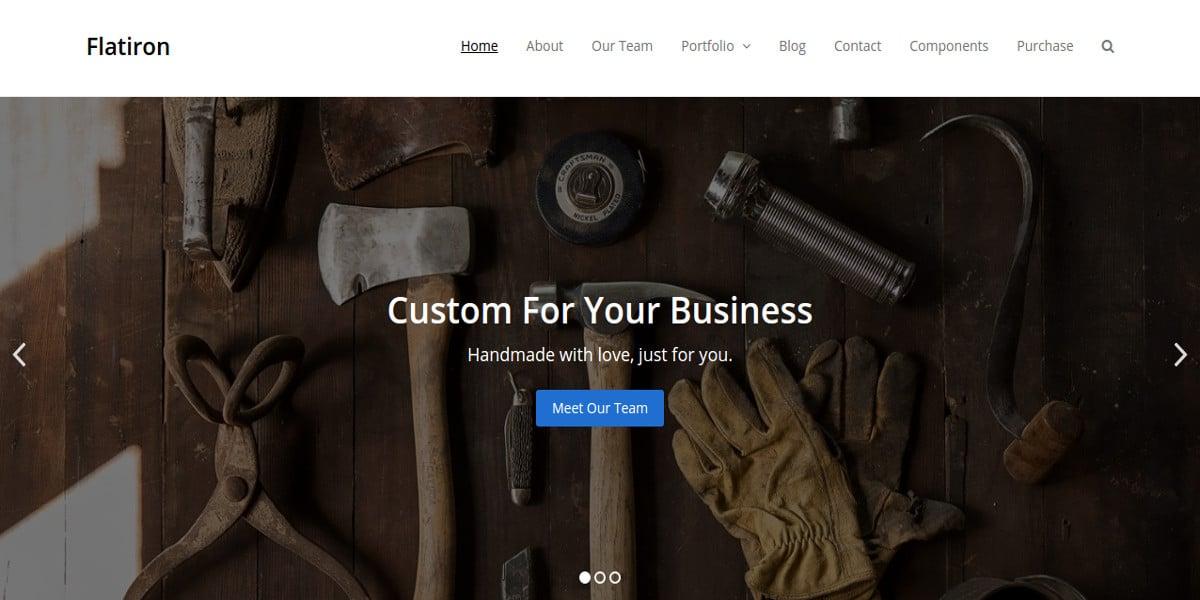 corporate business wordpress theme 29