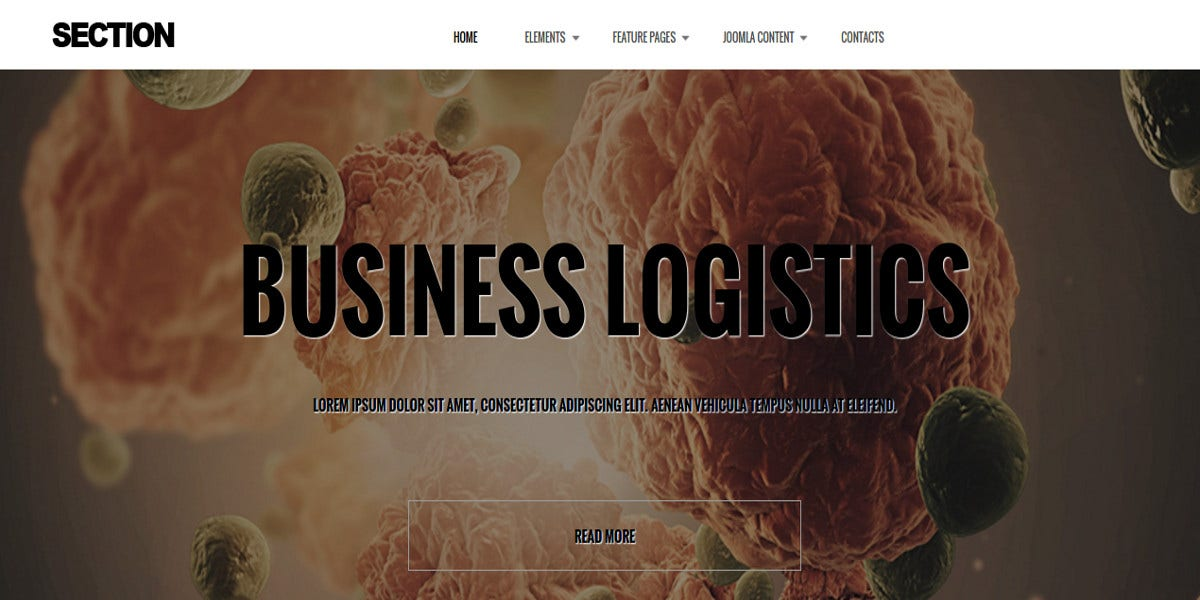 multipurpose business corporate marketing joomla website template